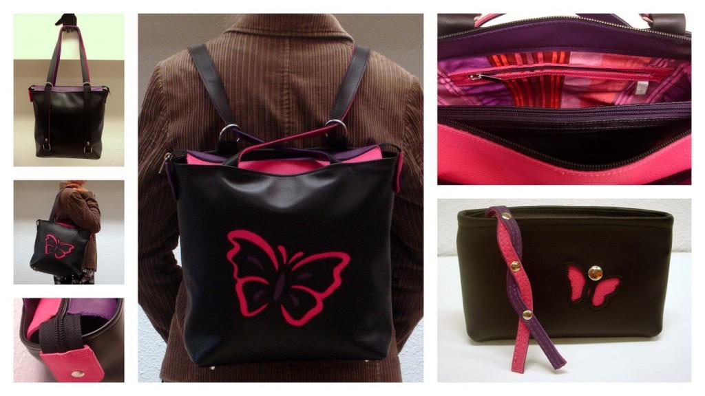 tas vlinder