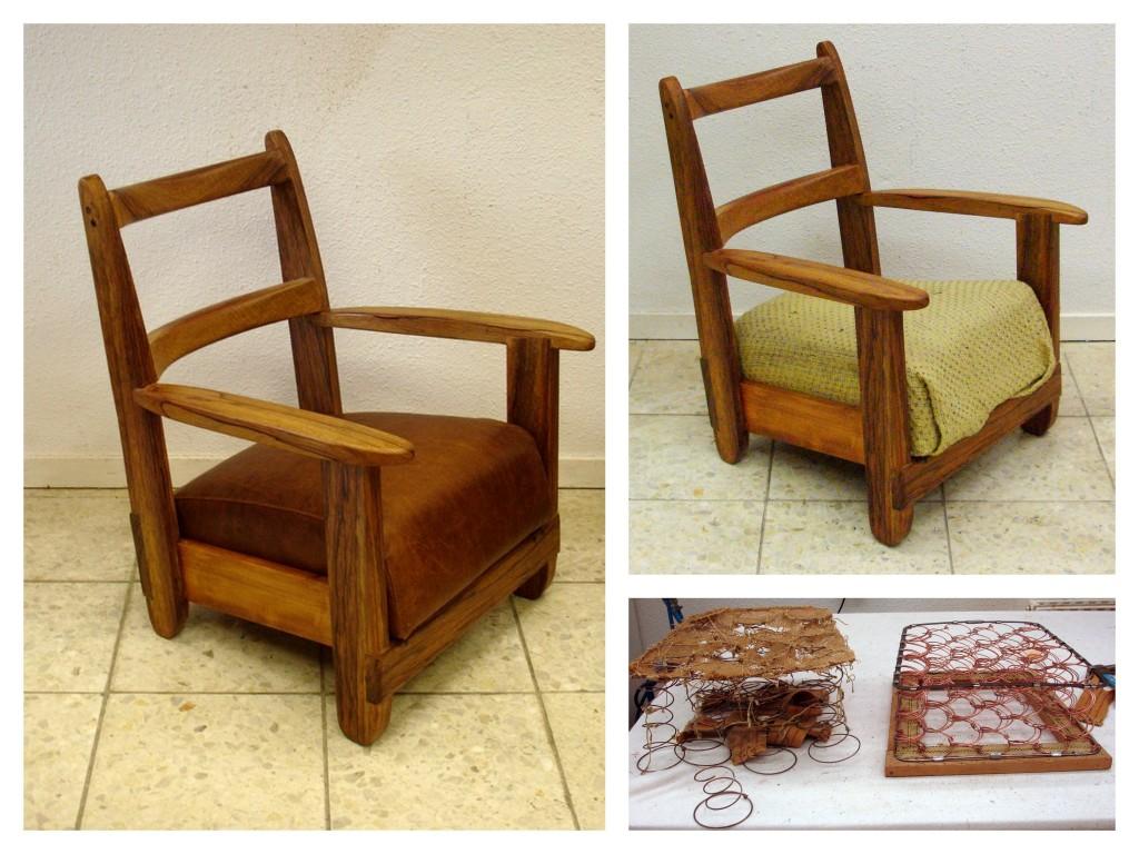 meubelstofferen voor en na
